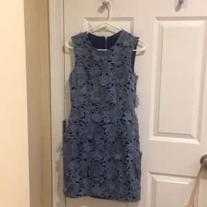 French Connection 3D Floral Dress